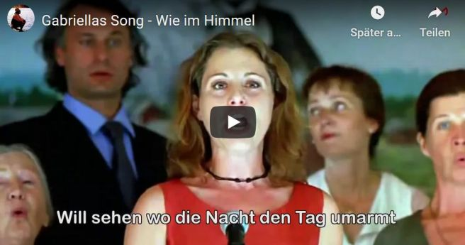 Gabriellas Song - Wie im Himmel2