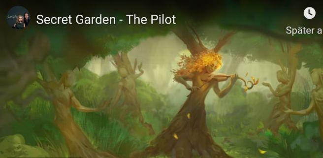 Screenchot Secret Garden