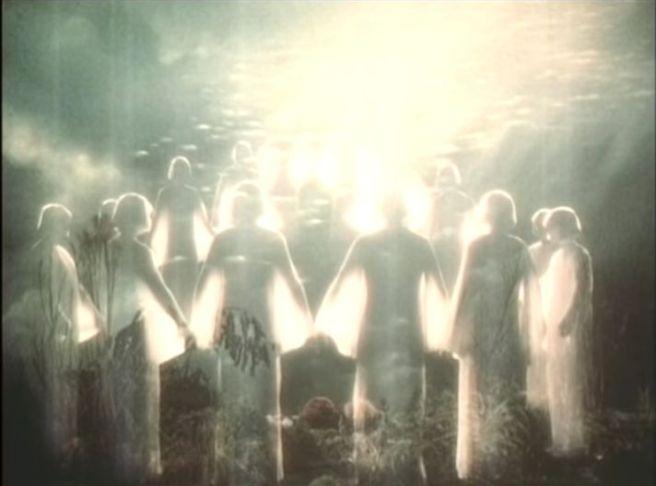 Screenshot Abendsegen aus Hänsel und Gretel-1